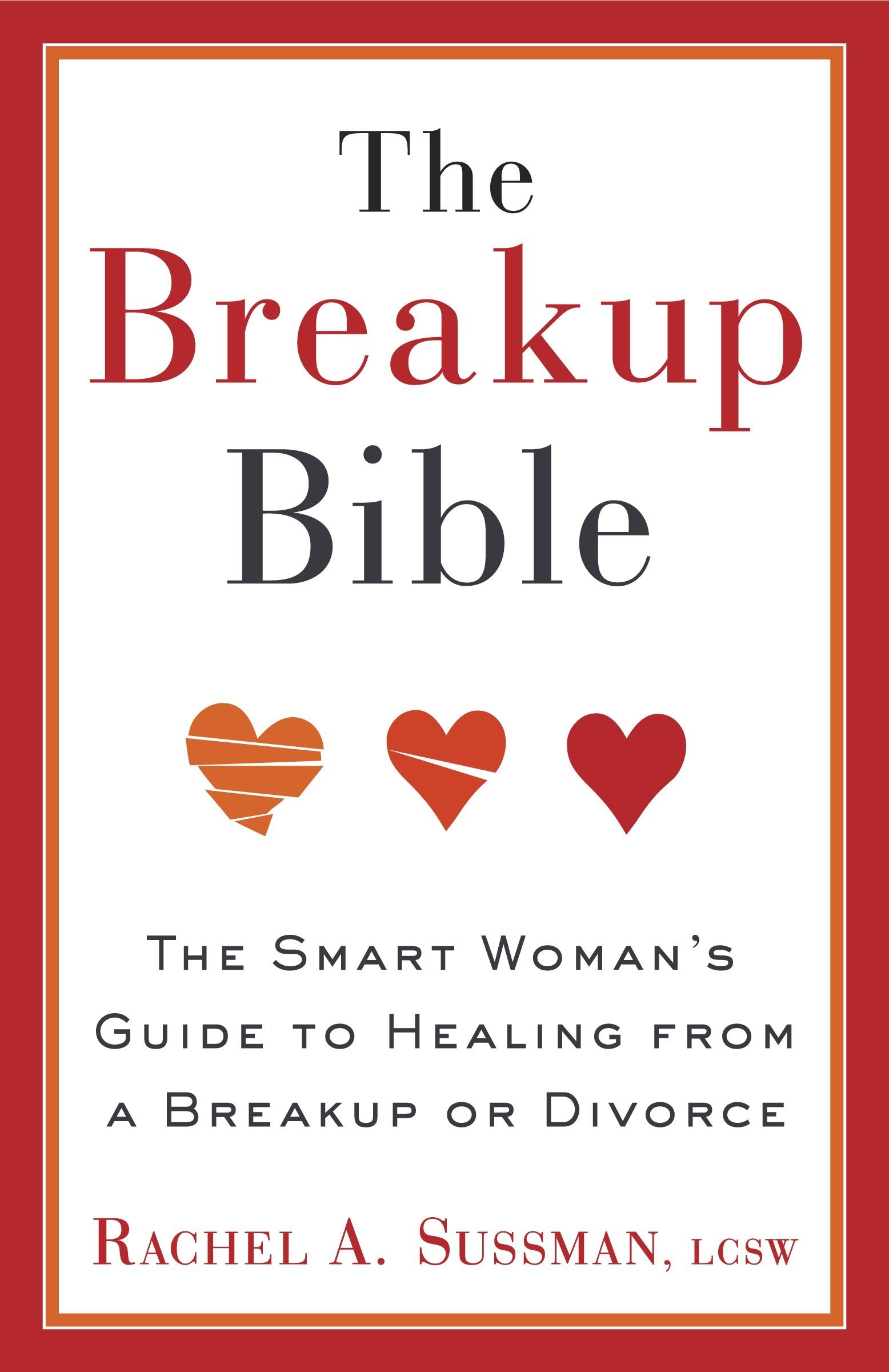Christian advice on breaking up