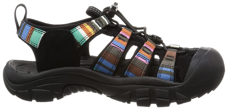 KEEN Women's Newport H2 Sandal B004QY5BXW 6.5 M US|Raya Black