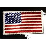 USA Army Drapeau Patch ''8,2 x 5,0 cm'' - Écusson brodé Ecussons Imprimés Ecussons Thermocollants Broderie Sur Vetement Ecusson