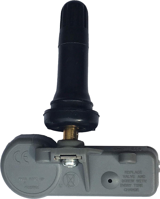 Pack of 4 sensor TPMS016 Gussin 433Mhz TPMS sensor Tire Pressure Monitoring System Sensor for ALFA ROMEO CHRYSLER DODGE FIAT RAM VOLKSWAGEN OE replacement