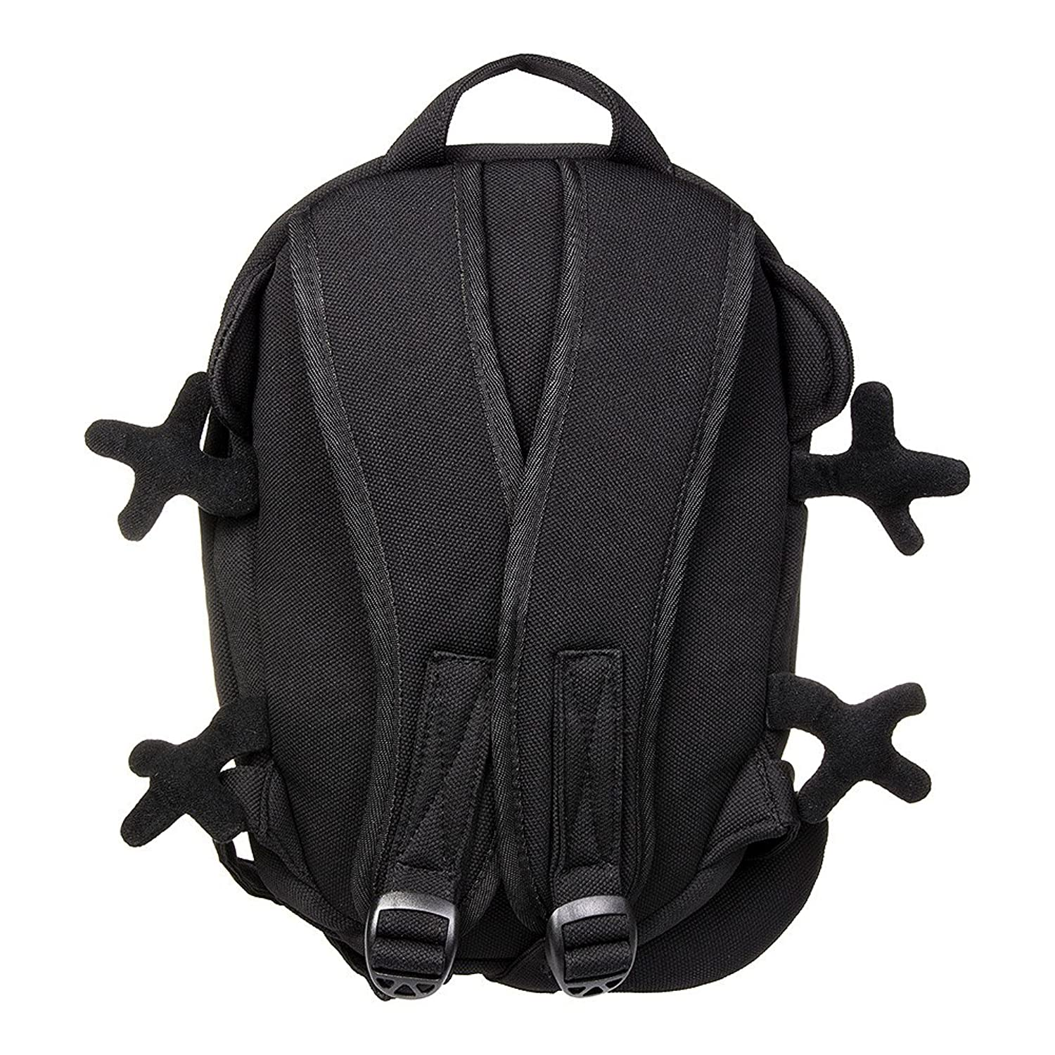 Poizen Unisex-adults Industries Rino Backpack (Black): Amazon.co.uk: Shoes  & Bags