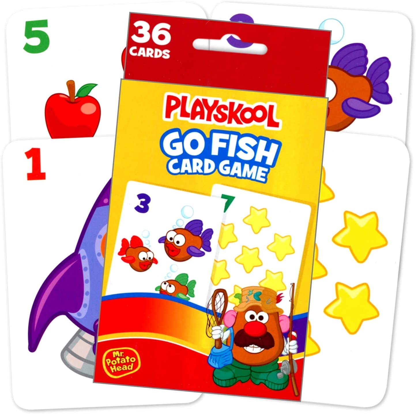 Flash Cards Playskool Learning Educational and Games for Kids Memory Match Card Game