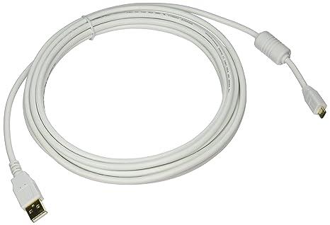 Monoprice 108643 - Cable USB a Micro USB (4,57 cm, núcleo de ...