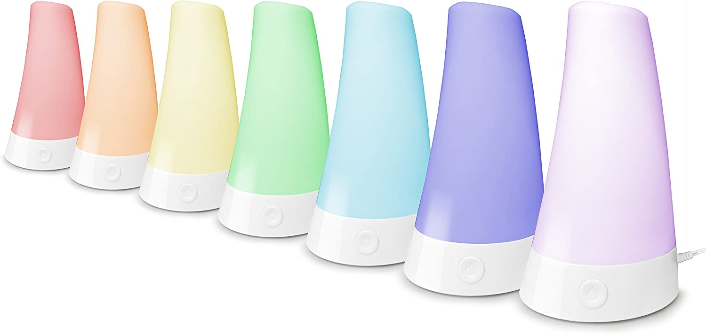 Bodi Tek Aroma Diffuser, Humidifier and Night Light