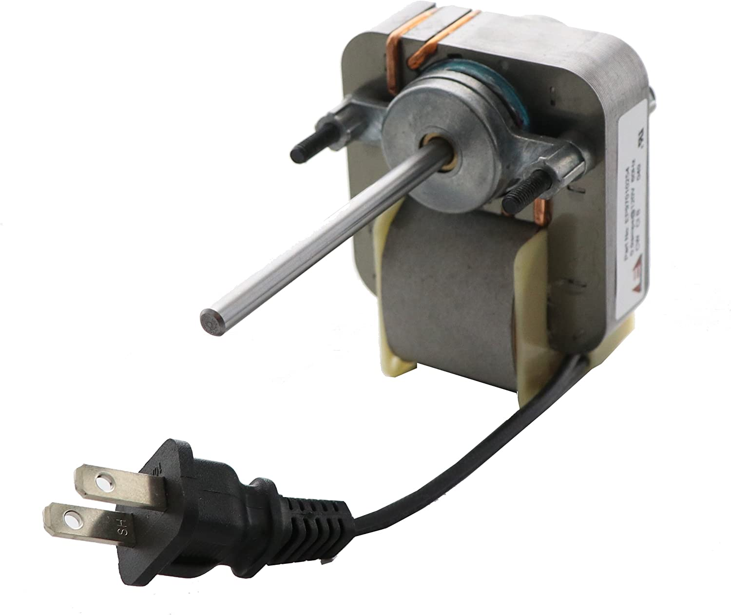 Endurance Pro 97010254/162-G Heater Vent Fan Motor Replacement for Broan,  0.9 amps, 3200 RPM, 120 volts - - Amazon.comAmazon.com