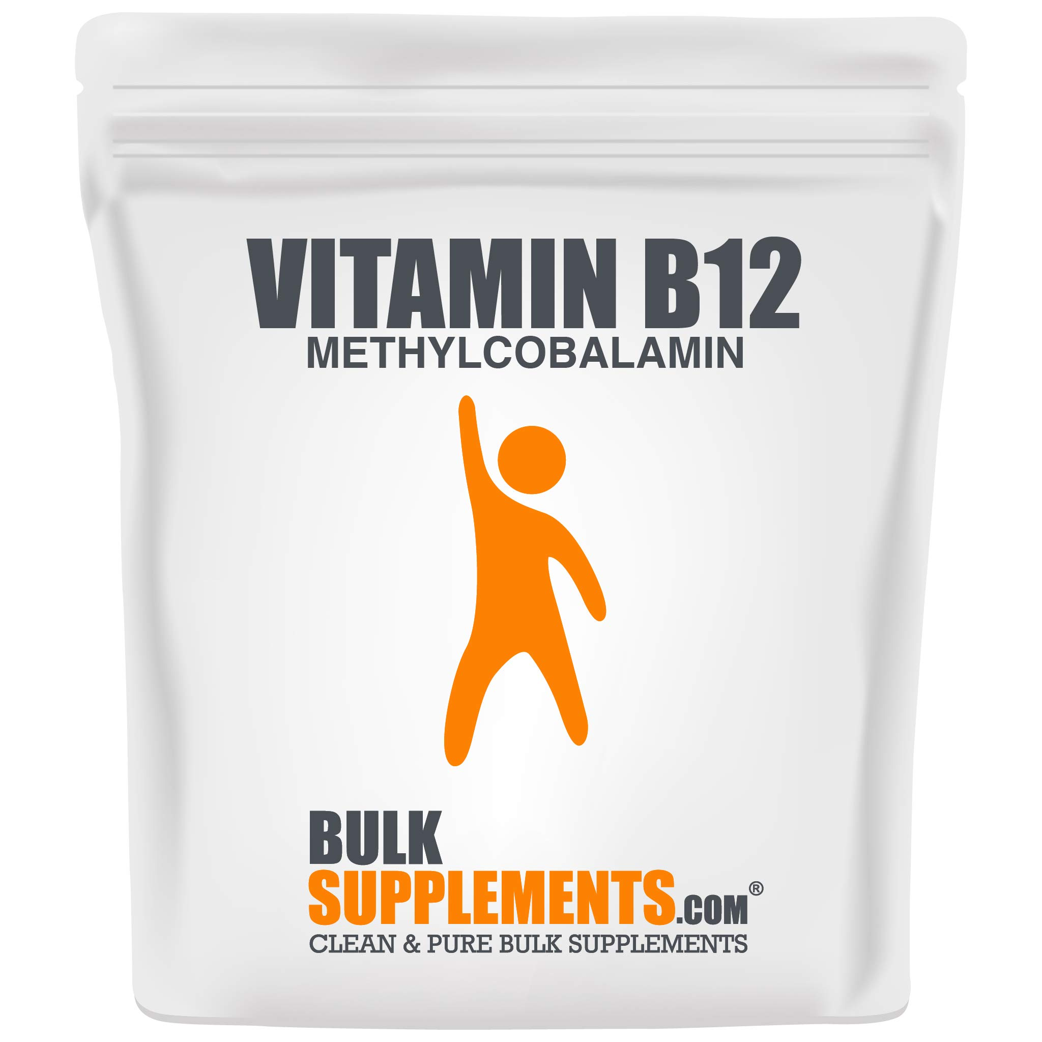 Bulksupplements Methyl B12 (Methylcobalamin) Pure Powder (25 Grams)