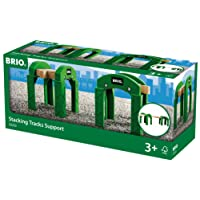 Brio World  - 33253 - SUPPORTS DE PONT EMPILABLES