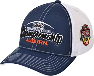 e578b7083bb NCAA Auburn Tigers Trucker Mesh Universal Fitted Cap