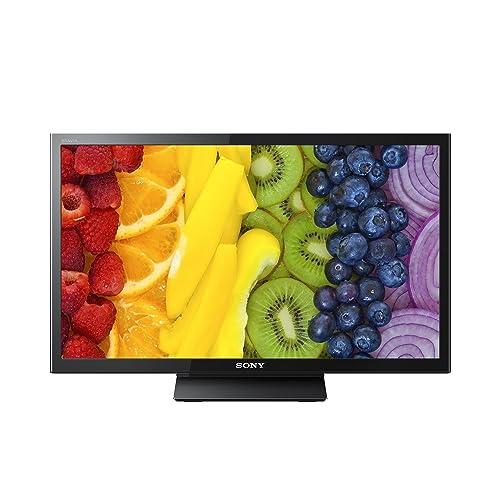 Sony Bravia 61 cm (24 Inches) HD Ready LED TV KLV-24P413D (Black) (2016 Model)