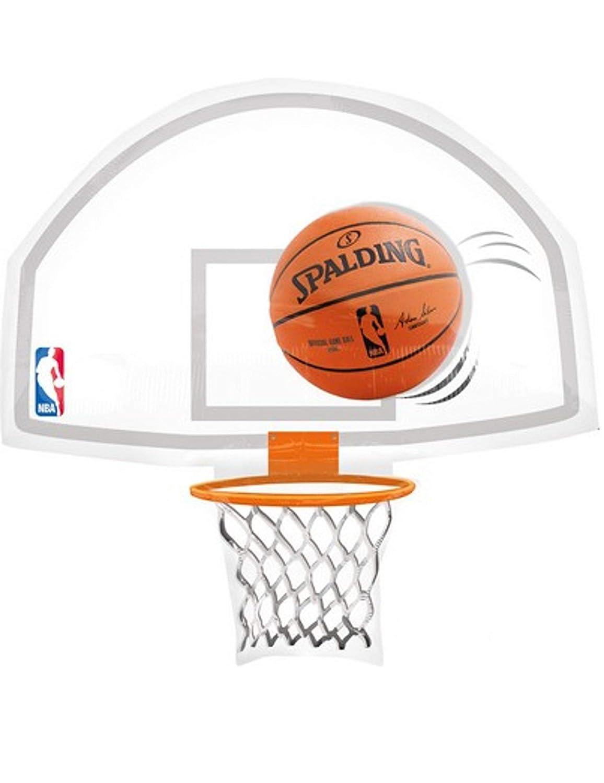 Generique - Globo Aluminio de Canasta NBA Spalding 66 x 66 cm ...