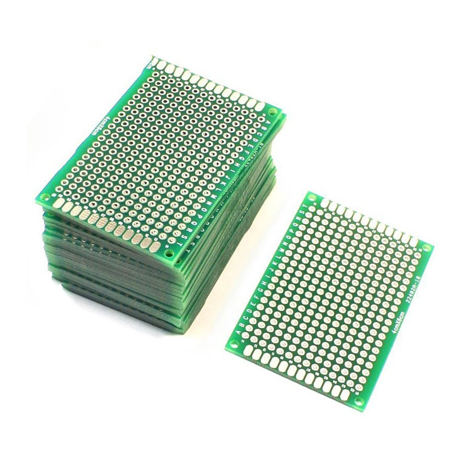 saim pcb board prototype double sided diy pcb prototype solderable