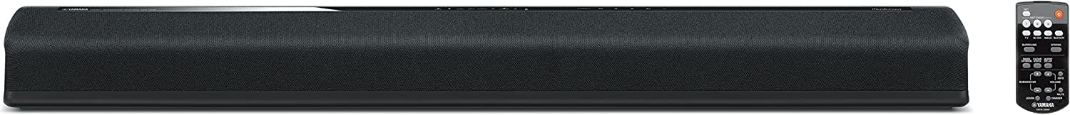 Yamaha MusicCast YAS 306 - Barra de Sonido en Red (WiFi, Bluetooth) Color Negro