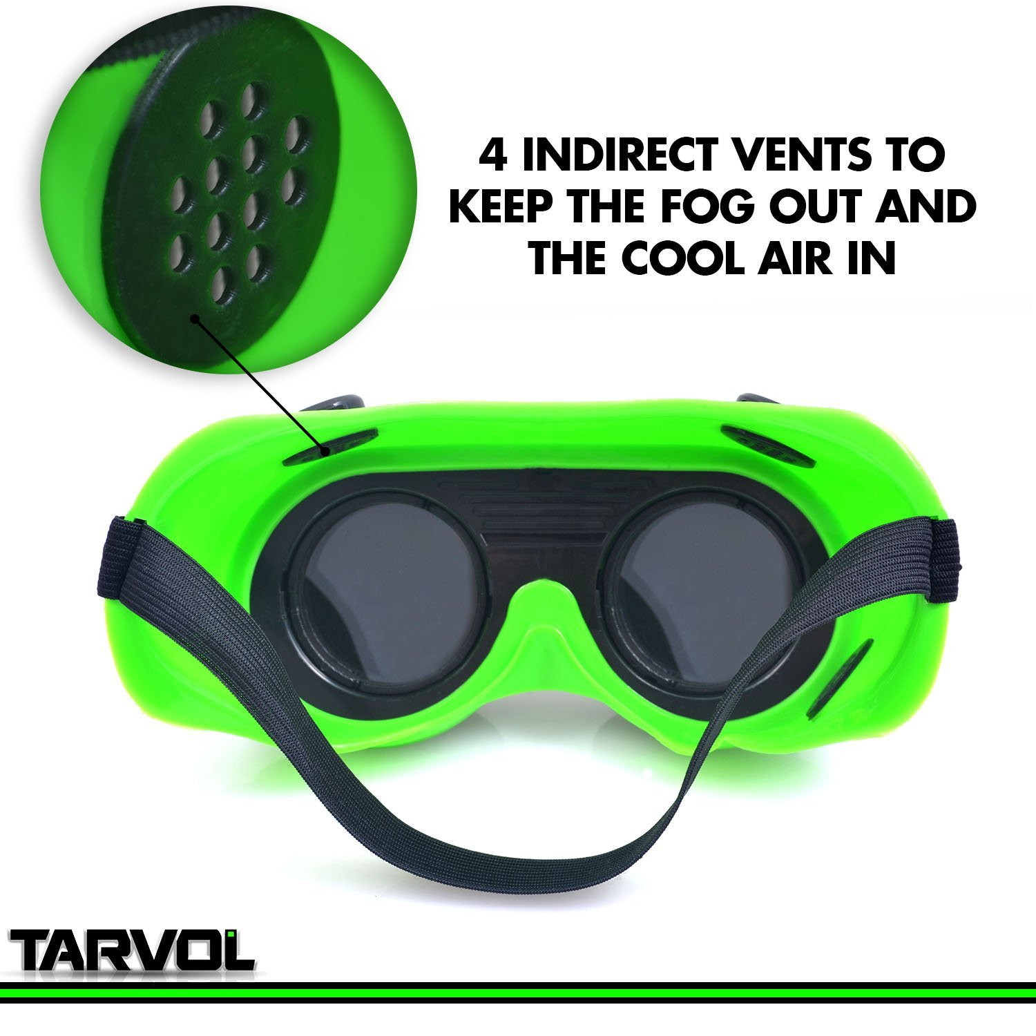 Dark /& Clear Safety Lenses and Brazing Projects Tarvol FBA/_Tar-1045075 Perfect for Oxy-Acetylene Cutting Welding Goggles Industrial Grade Brazing Glasses Welding CONVENIENT FLIP-UP STYLE