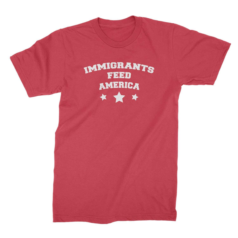 Immigrants Feed America T Shirt Immigrant Shirt Immigrants We Get The Job Done