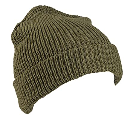 4086dfda2ad Mil-tec Black Winter Watch Cap  Amazon.co.uk  Clothing
