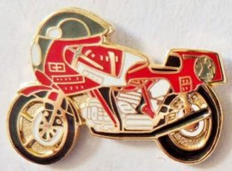 Amazon.com: Ducati Monster motocicleta esmalte y metal pin ...