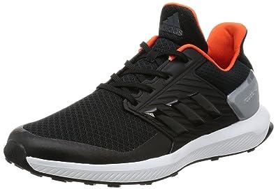 adidas Performance Rapida Run Neutral Running Shoes - Boys - Core Black/Energy - UK