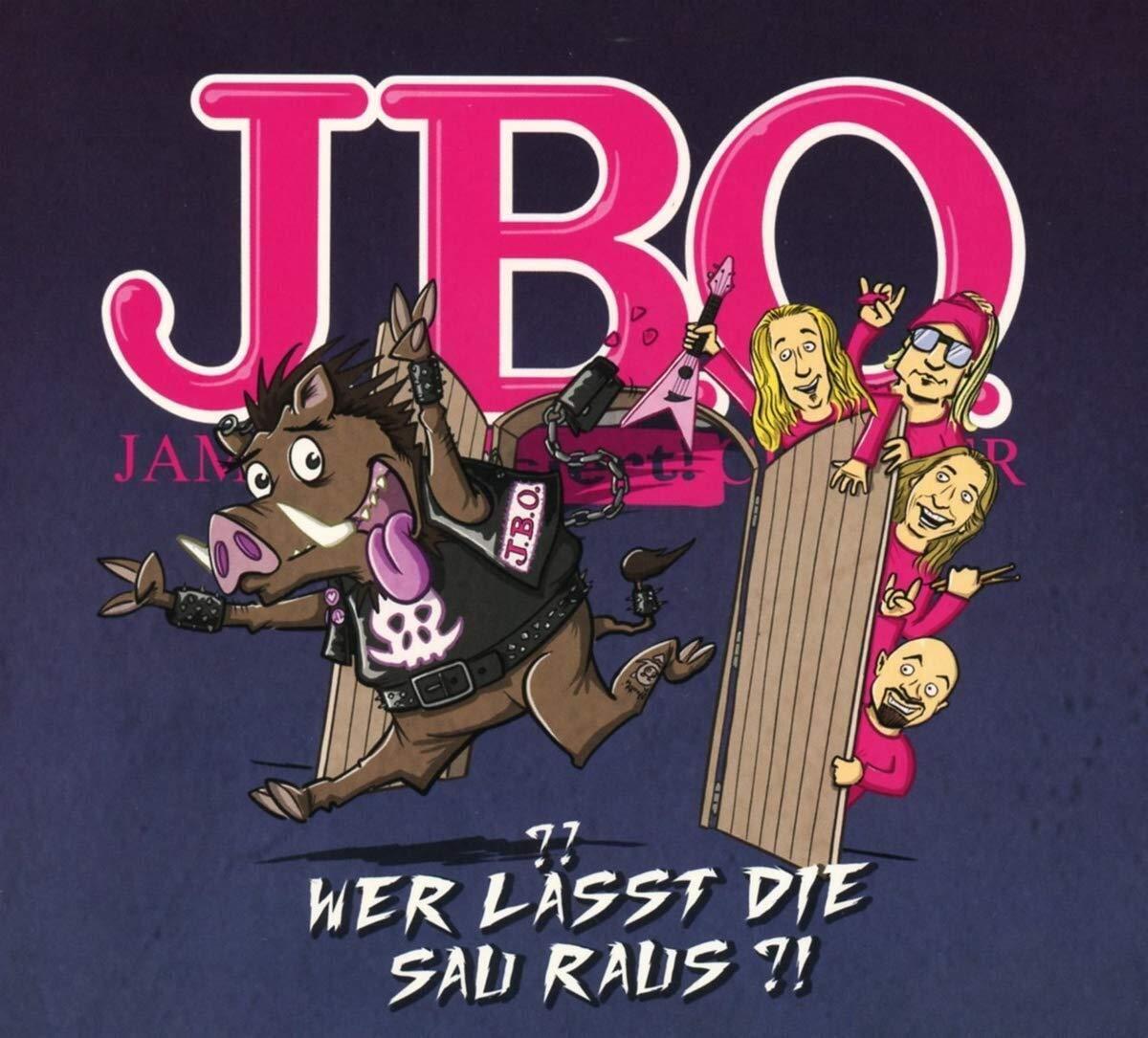 J.B.O. - Wer Lässt die Sau Raus?! (Digipak)