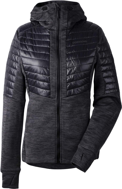 Black 36 Didriksons 1913 Annema Jacket Women black 2019 winter jacket