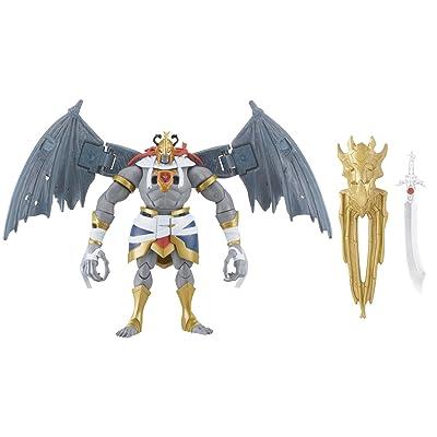 "Bandai Thundercats Mumm-Ra 4"" Deluxe Action Figure: Toys & Games"