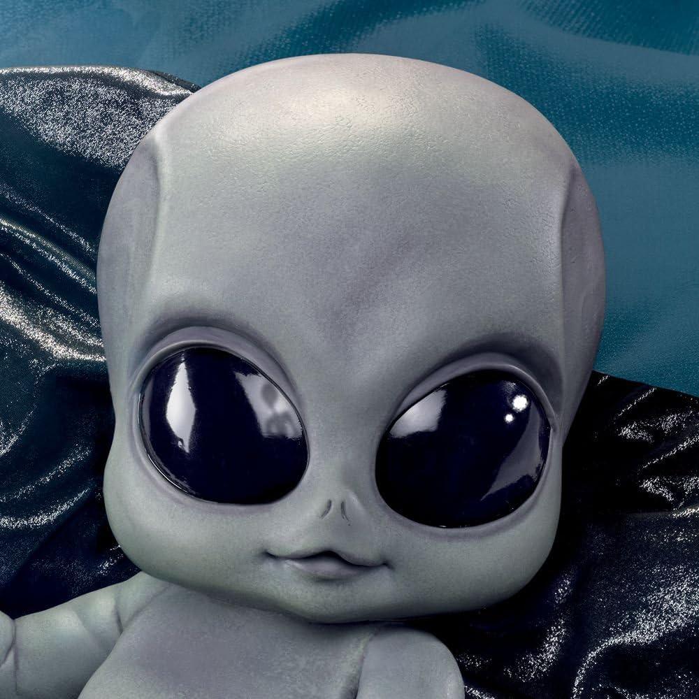 Ashton Drake Alien Baby Doll Greyson by Award Winning Special Effects Artist J Anthony Kosar