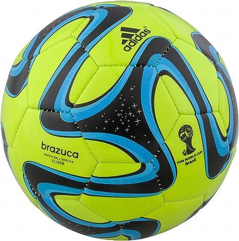 adidas Brazuca Glider – Balón de fútbol - S1406LSB009, Solar Slime ...