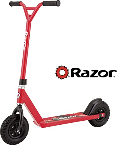 Razor Pro RDS Dirt Scooter – Red – FFP