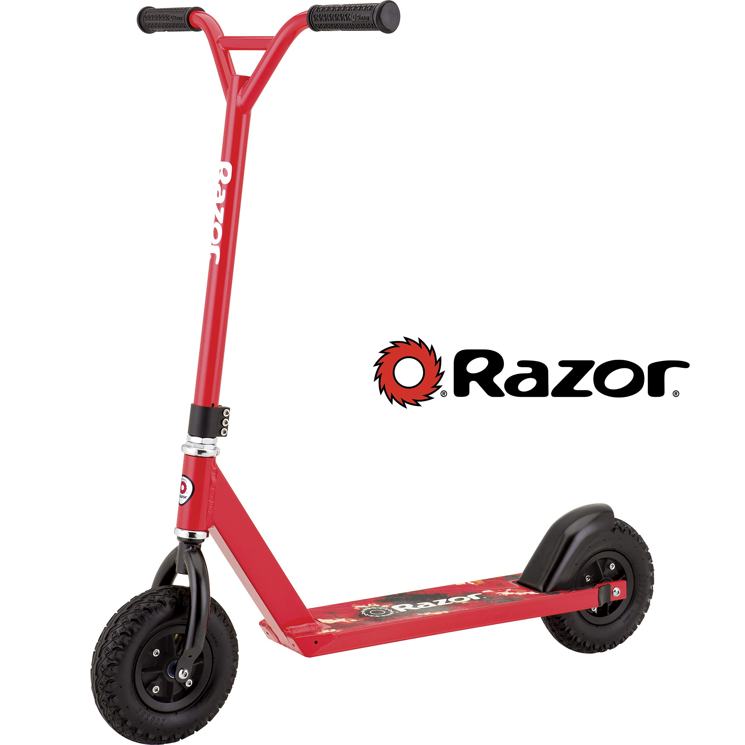 Razor Pro RDS Dirt Scooter - Red by Razor
