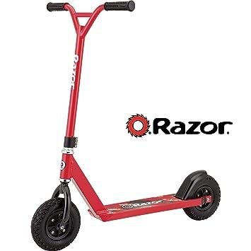 Amazon.com: Monopatín Razor Pro RDS, color rojo ...