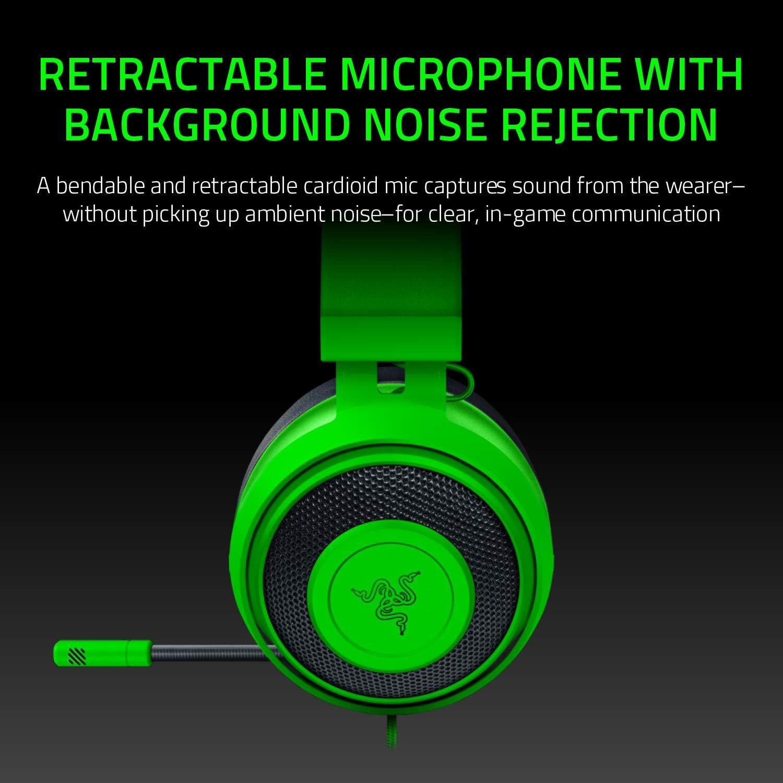 Razer Kraken Tournament Edition THX 7.1 Surround Sound Gaming Headset: