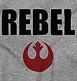 Rebel Star Force Nerd Sci-Fi Retro Gift Romper