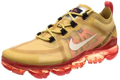 941149a546b Air Vapormax 2019  Crimson Gold  - Ar6631-701 - Size 4.5