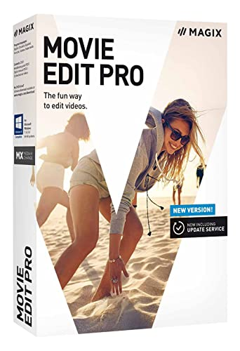 Magix Movie Edit Pro 2018 Newest Version Old Packaging Amazon