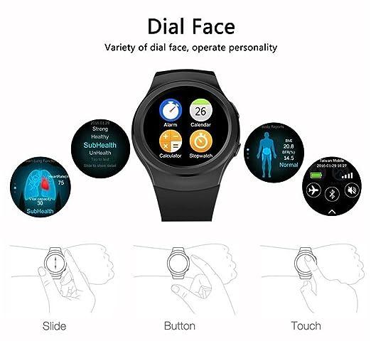 luckynv no. 1 G3 inteligente reloj podómetro inteligente ...