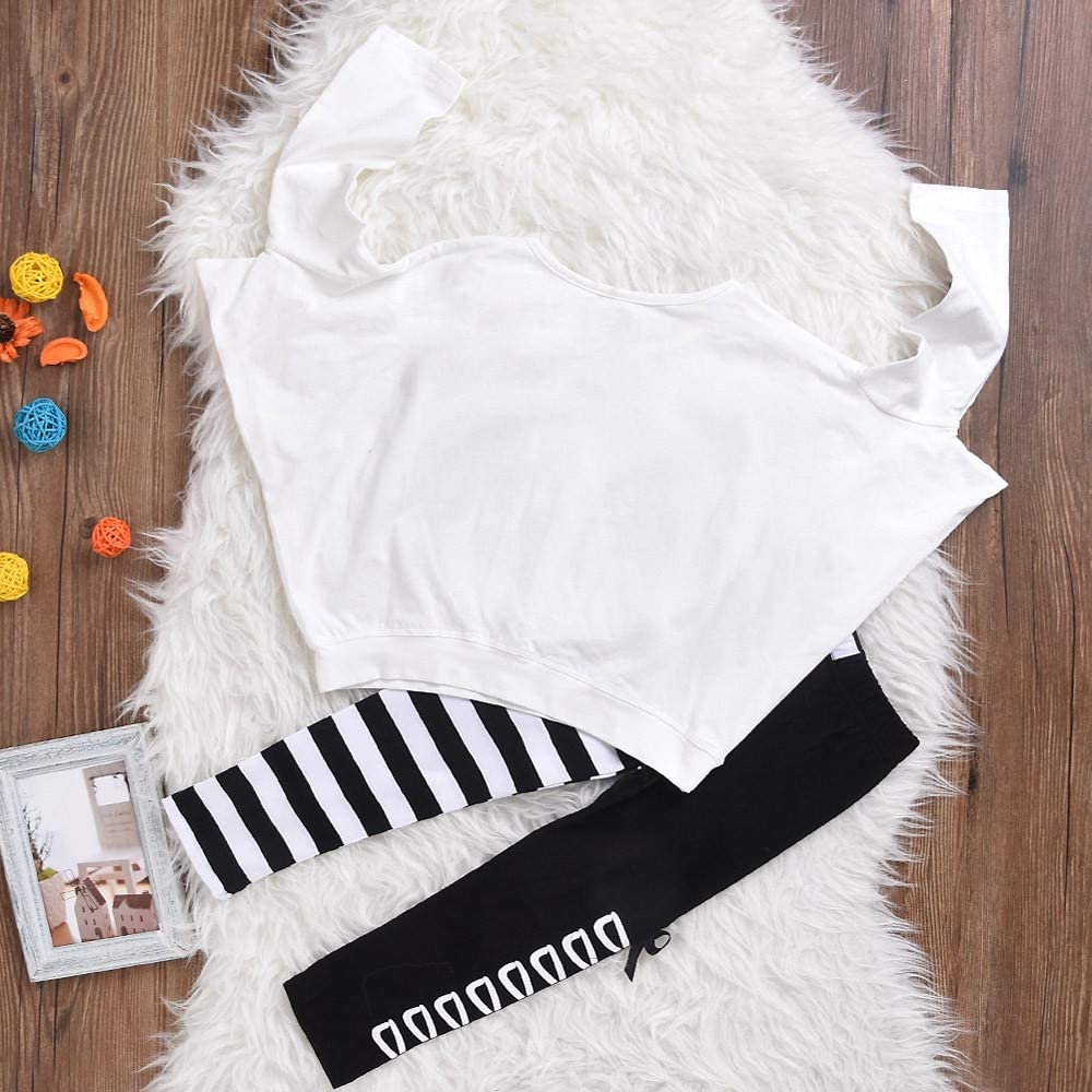 Clearance Toddler Baby Kids Little Girl Boy Solid Color Knitted Long Sleeve Sweater Pullover Tops for 0-6 Y Jchen TM
