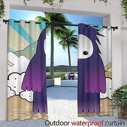 Amazoncom Tim1beve Living Roombedroom Window Curtains