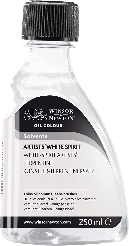 Winsor & Newton Artists' White Spirits, 250ml