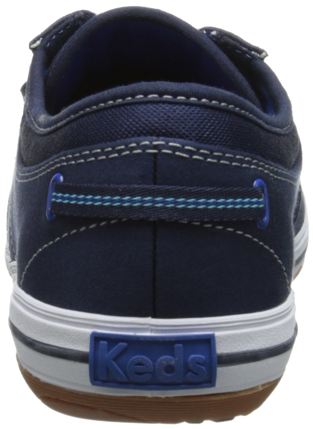 Keds Women's Craze T-Toe Twill Sneaker, Peacoat Navy, 10 M US by Keds (Image #2)
