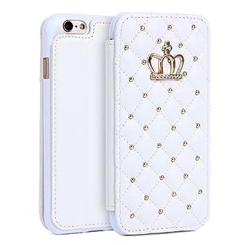 c915f98917 iPhone6ケース Imikoko iPhone6s ケース 手帳型 耐衝撃 おしゃれ かわいい キラキラ アイフォン6/6s