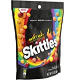 Skittles Sweet Heat Bite Size Candy 7.2 oz Bag