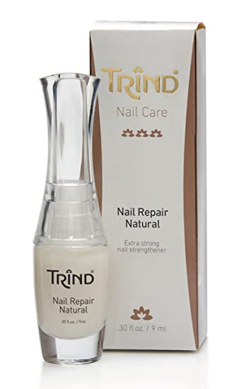 Amazon.com : Trind Natural Nail Repair : Nail Strengthening Products ...