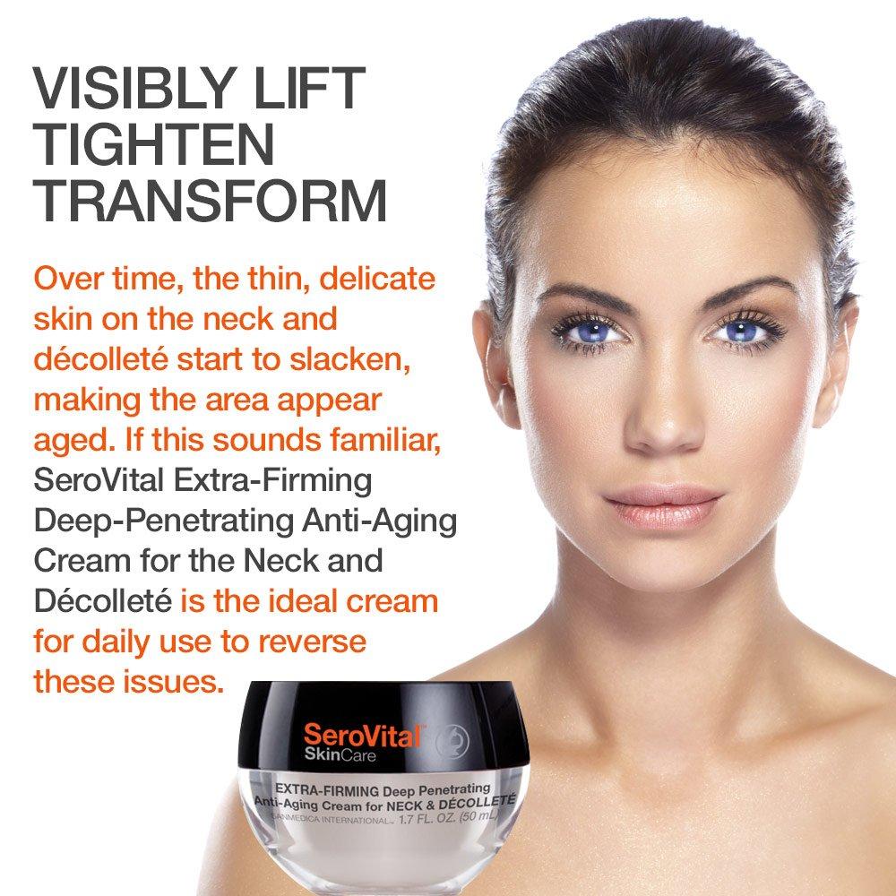 Amazon Serovital Skincare Extra Firming Deep Penetrating Anti