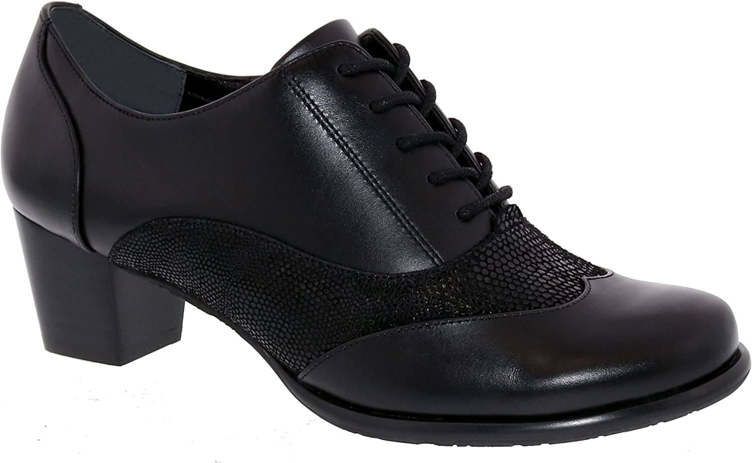 Casual Comfort Shoe Leather lace-up