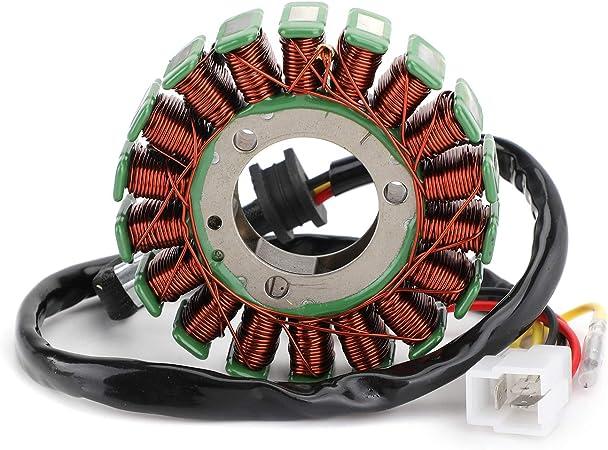 Artudatech Motorrad Lichtmaschine Magneto Stator Spule Motorrad Magneto Generator Motor Stator Spule Zündgenerator Für 400 620 640 660 Lc4 Lse Smc Sxc Adventure Rallye Auto
