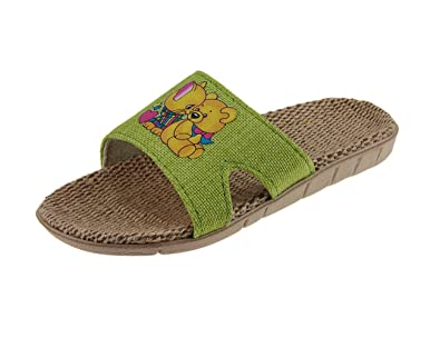 b3c84fca14772 Kids Children Girls Boys Flat Summer Evening Toe Flip Flops Shoes Sandals  Slipper Indoor Slippers Outdoor