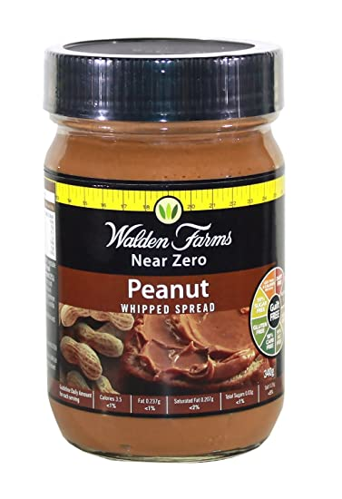 Amazon.com Walden Farms, Peanut Spread Calorie-Free, 12-Ounce