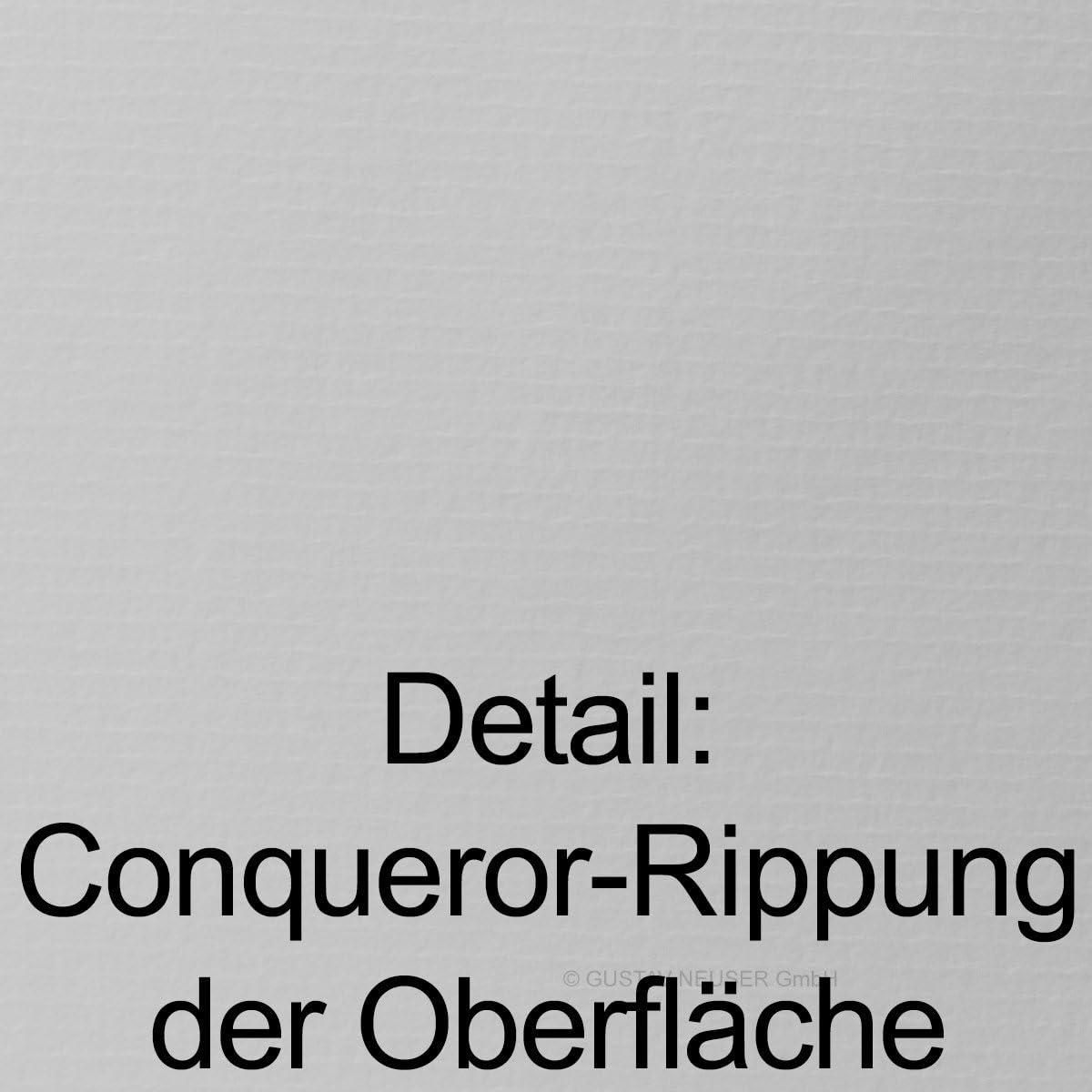 Conqueror Enveloppes DIN C5/ /Premium/ c5 Wei/ß /c/ôtel/é////////////120/g//m/²////162/x 229/mm fermeture autocollante avec petit cadeau