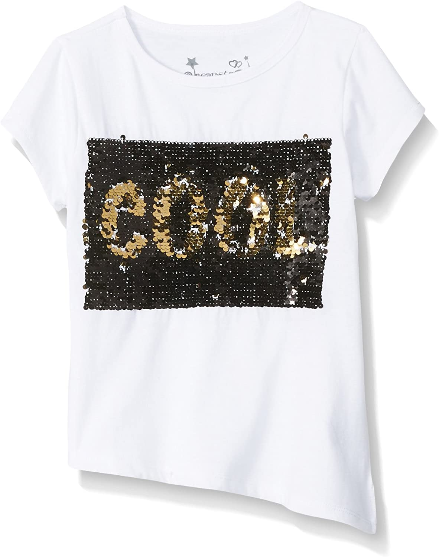 Dream Star Girls 2-Way Sequin Top