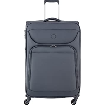 Delsey Pluggage Valise 4 roues anthracite 78 cm f9wfNbs9
