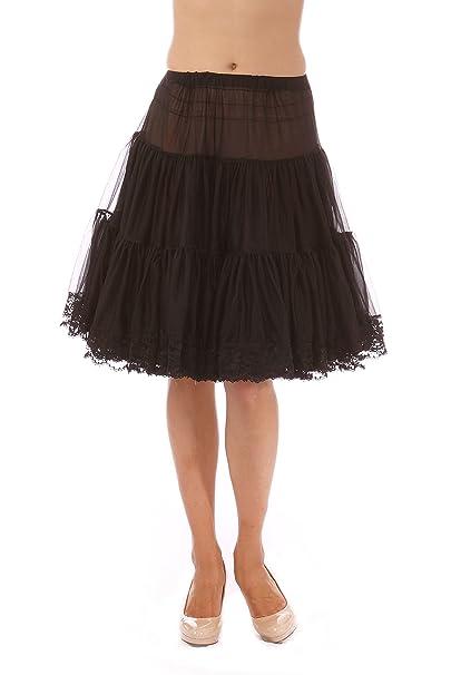 Crinoline Skirt | Crinoline Slips | Crinoline Petticoat Malco Modes Womens Chiffon Petticoat Slip for 50s Costume $49.99 AT vintagedancer.com